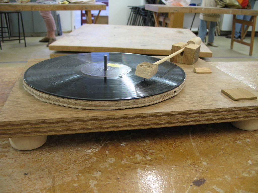 Wooden Technics 1200